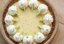 #Festival: Got Key Lime? - A bowl of food - Key lime pie