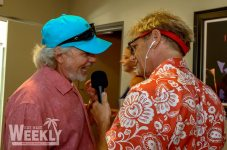 Bubba's Key West 2014 Gallery - A man wearing a red hat - Socialite