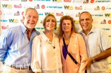 Bubba's Key West 2014 Gallery - Rogelio Guerra et al. posing for the camera - Public Relations