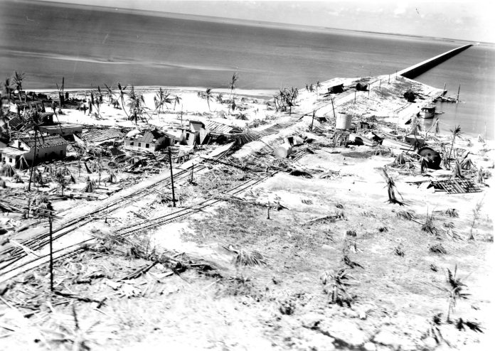 #See: Get blown away at the Discovery Center! - 1935 Labor Day hurricane