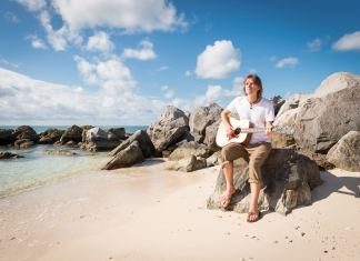 #Music: Jonathan Williams is getting noticed for talent - A man and a woman on a beach - Terrain