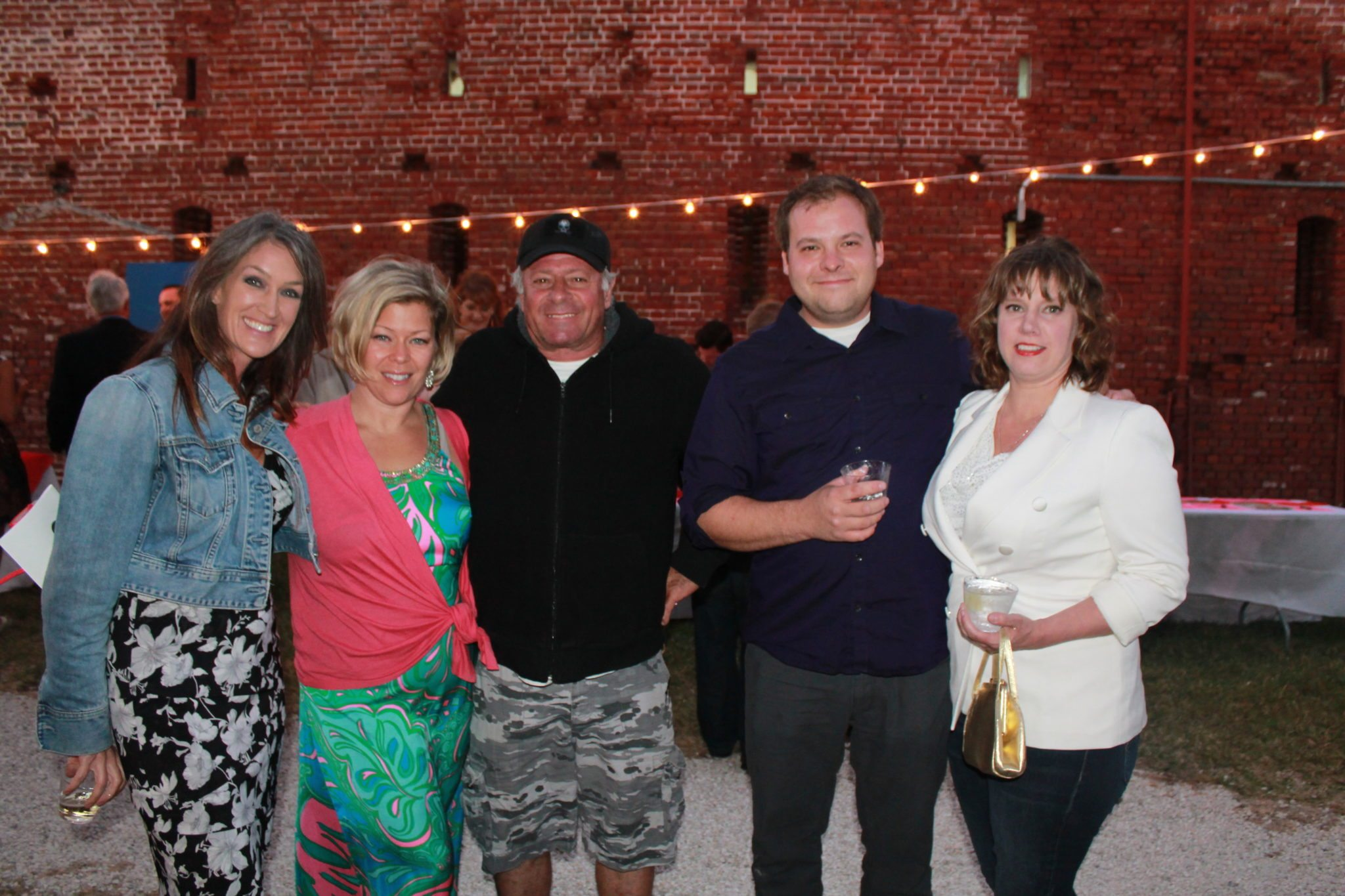 Teri Rossi, Michelle Maxwell, Sam 'the sound man' Zakoian, Tammy Fox and Matt Royer are just a few of the many notable faces at the Gala.