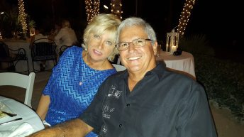 Key West Mayor and First Lady Craig & Cheryl Cates are long-time supporters of Michelle's Foundation.