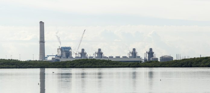 News of Turkey Point leak rocks Keys - A castle surrounded by a body of water - Turkey Point Nuclear Generating Station