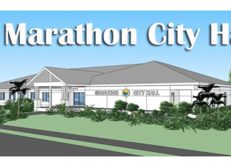 Marathon Council reprimands Planning Commissioner over advertisement - A close up of a sign - Planning