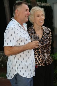 Dr. Shirley Freeman has been chosen as the 2017 Lifetime Achievement honoree for her lifetime of dedication to education, arts, and the Key West community. The announcement party was hosted by Bert Whitt and Dennis Beaver, the 2016 honorees.