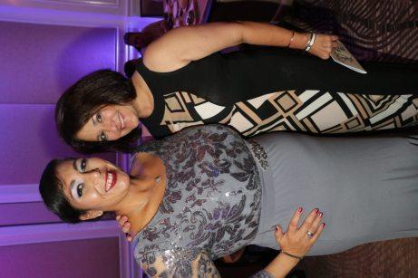 Tanya Leto and Bernadette Restivo