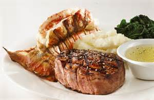 ReMARCable Surf & Turf Fundraiser - A plate of food - Chophouse restaurant