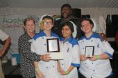 The Marathon High School Culinary Team took home second runner up in the dessert category at the annual Key West Master Chef Classic last Sunday against twelve top Key West restaurants. The team, led by Chef Flavor a.k.a. Carl Stanton, showcased their Key Lime Beignets for the recognition. They also prepared and served smoked tuna tacos with a seaweed slaw and avocado pulp for an appetizer, and for an entrée featured a miso glazed pork belly and lobster risotto.