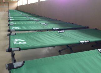Key West Commission Talks KOTS, Steamplant Preservation - A green bench - Shelter