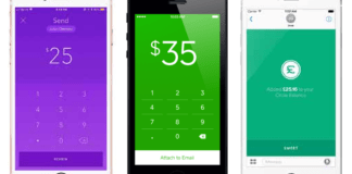 New way to pay – Person-to-person payments growing - A screenshot of a cell phone - Cash App