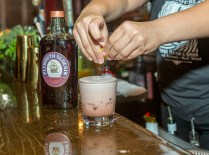 Classic cocktails and new inventions will be stirred, shaken, and poured at the bar. LARRY BLACKBURN/Keys Weekly