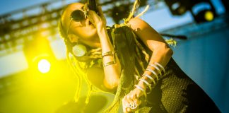 Reggae rebel Nattali Rize interview: FREE Concert at Sunset Pier Sunday - A woman wearing a costume - Photography