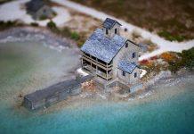 EGAN'S INDIAN KEY, POST OFFICES ARRIVE & FDR GOES FISHING - Florida Keys
