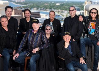 Is Key West Kokomo? Exclusive Interview with The Beach Boys' Mike Love - Mike Love, Bruce Johnston posing for the camera - Mike Love