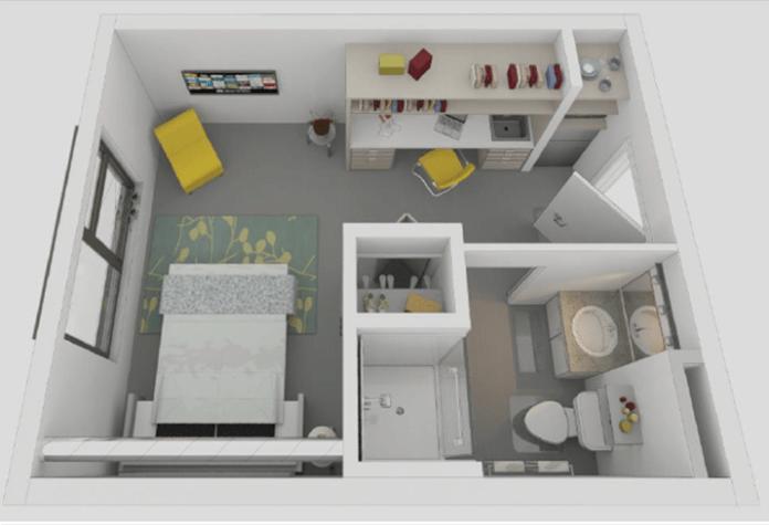 MICRO-LIVING? - Apartment