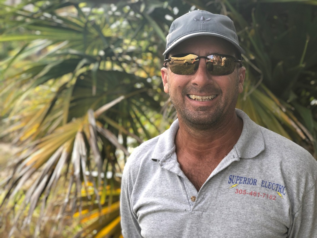 Dave Rodriguez doing business the right way - A man wearing a hat and sunglasses - Rodriguez