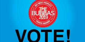 Bubba - A close up of a sign - Logo