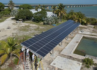Half the brick, half the mortar: DAC III makes hard choices - A bridge over a body of water - Florida Keys