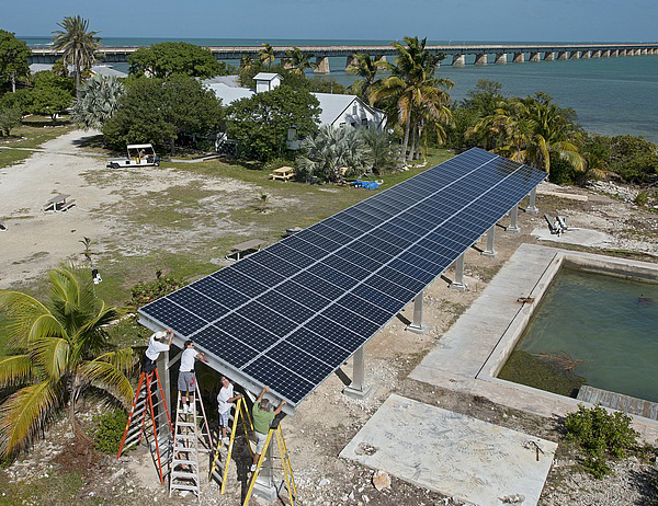 Half the brick, half the mortar: DAC III makes hard choices - A bridge over a body of water - Florida Keys