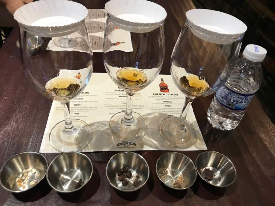 Jamaica in 24 Hours: An island adventure in a day - A table filled with wine glasses - Wine glass