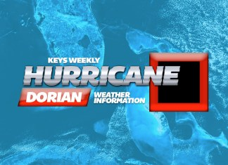 Hurricane Dorian update for Florida Keys - A close up of a swimming pool - Florida Keys