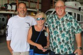 TOP COPS – National Night Out draws a crowd - A group of people posing for the camera - Florida Keys