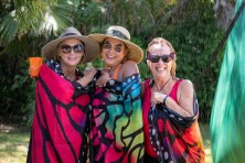 GOLFIN' CONCH STYLE – Funds raised for school, community programs - A group of people wearing costumes - Vacation