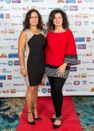 Awards, awards, awards – Marathon Chamber hosts annual celebration - A couple of people posing for the camera - Hazel Kaneswaran