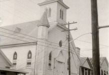 Faith and freedom – City's oldest black church turns 155 - A large white building - Cornish Memorial A.M.E. Zion Church