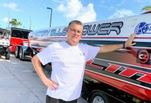 Powering through Key West – Rodrick Cox: A familiar face in new, improved boat races - A man standing in front of a car posing for the camera - Car