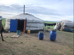 Two Key West High School students spent four weeks last summer in Mongolia as part of the Experiment in International Living study abroad program. Contributed photo