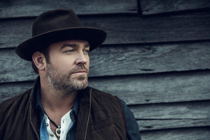 One of music's biggest stars plays Key West tonight - Lee Brice wearing a hat - Lee Brice