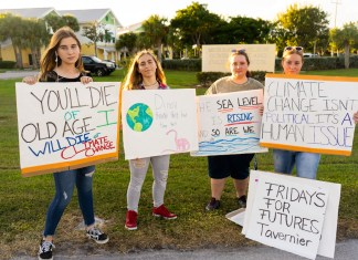 Youths take a stand for their future