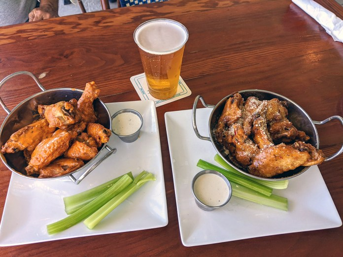 Smost Beach Cafe Wings