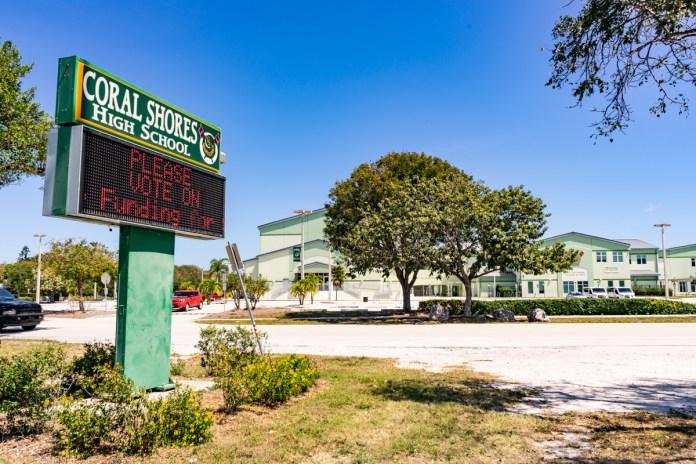 Coral Shores High School