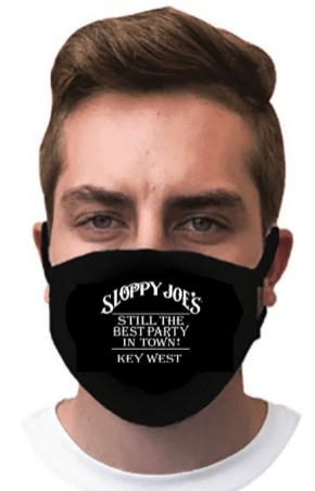 Sloppy Joes face mask