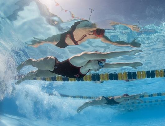 College Athletes to Dive into Orange Bowl Swimming Classic in Key Largo