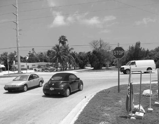 The corner of Aviation Blvd and US 1 is a frustrating and often dangerous intersection