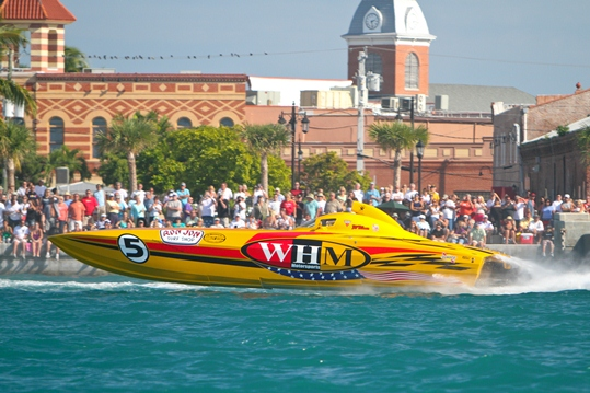 Key West 30 Annual Powerboat World Championships