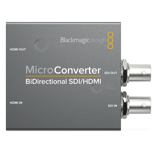 Front view of a Keytown Rental BMD Micro Bidir Converter, or BiDirectional converter.