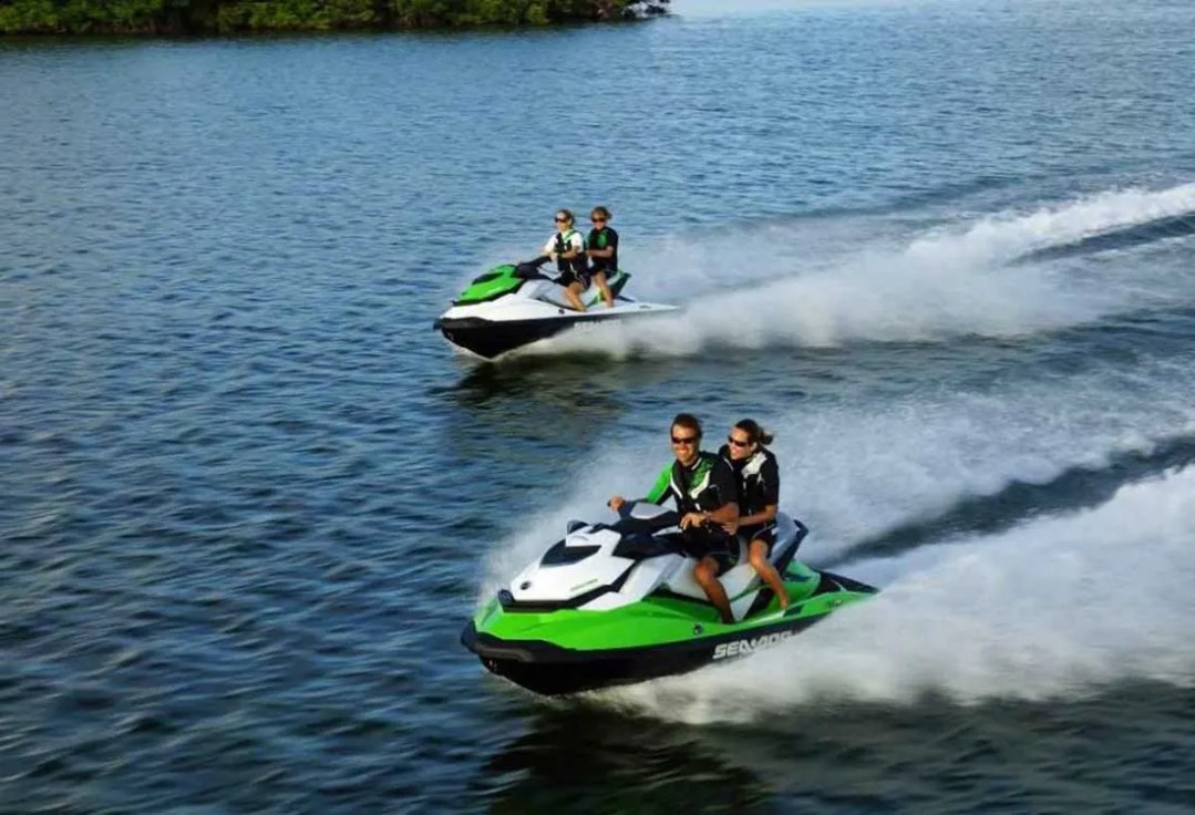 Jet Ski Rental In Key West Tour