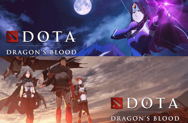 DOTA: เลือดมังกร (DOTA: Dragon's Blood)