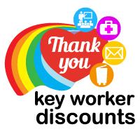 Key Worker Discounts