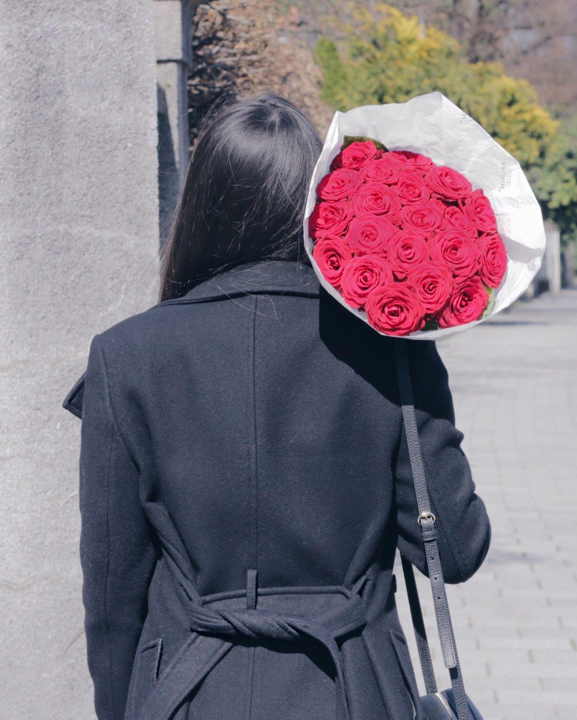 3 Dia das mães - Bouquet de rosas vermelhas - Kezia Happuck