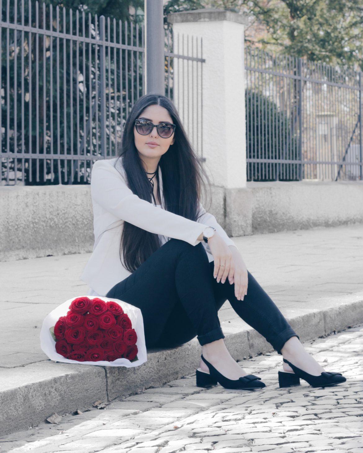1 Dia das mães - Bouquet de rosas vermelhas - Kezia Happuck