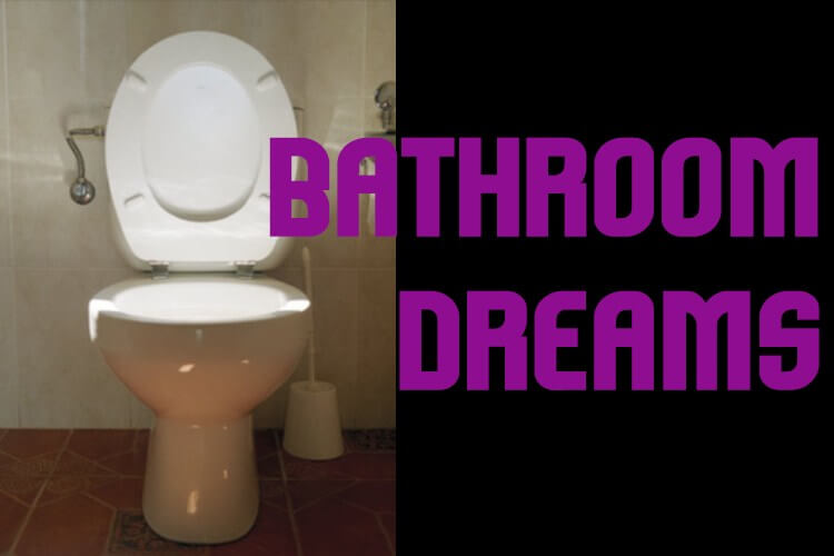 Bathroom Dreams: Vulnerability, Control, And Letting Shit Go