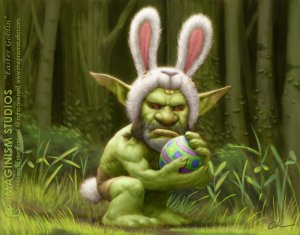 800x627_6086_Easter_Goblin_2d_fantasy_goblin_wow_picture_image_digital_art