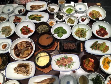 Dieta tradicional Koryo