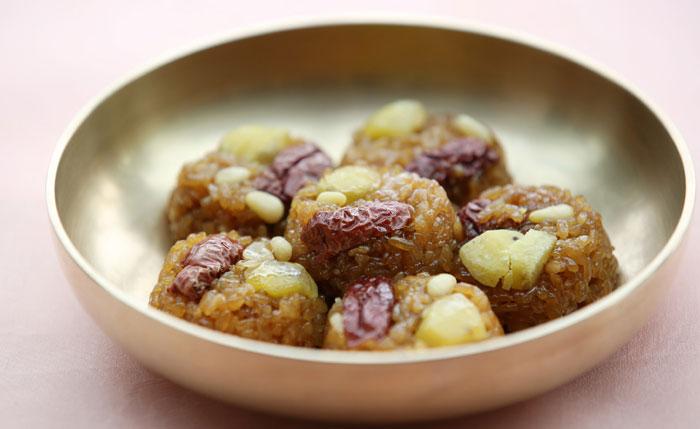 Comidas tradicionales para el día 15 del primer mes del año lunar, día de Daeboreum